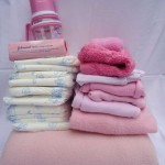 Pink Bag Contents